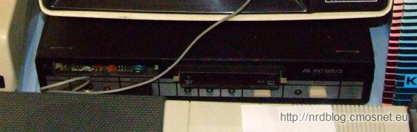 Komputer domowy KC85/2, NRD, 1985