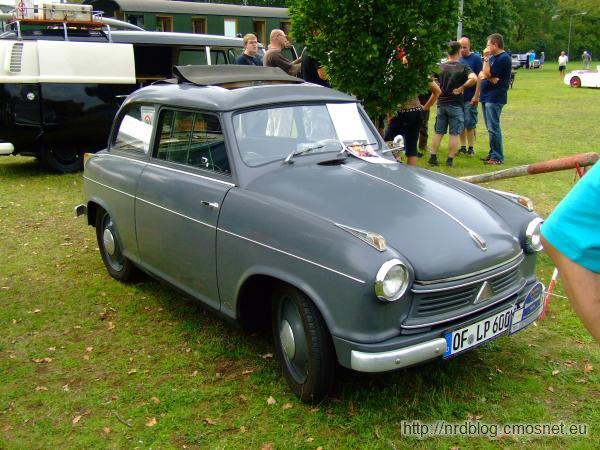 Lloyd LP600, Niemcy, 1955-1957