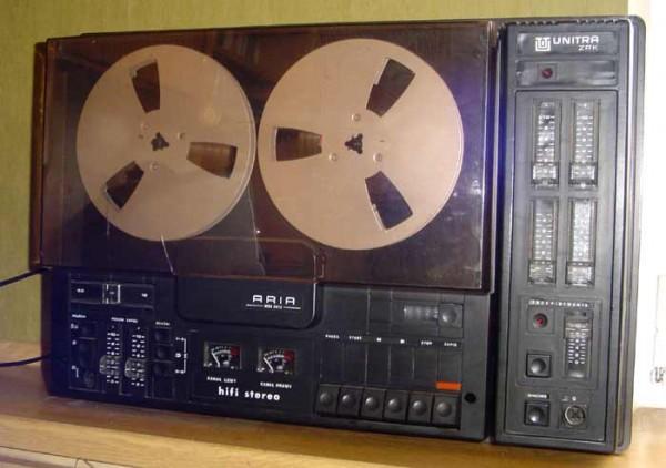 Magnetofon MDS 2412 ARIA