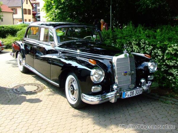 "Mercedes 300d (W189) ""Konrad Adenauer"", 1957-1962"