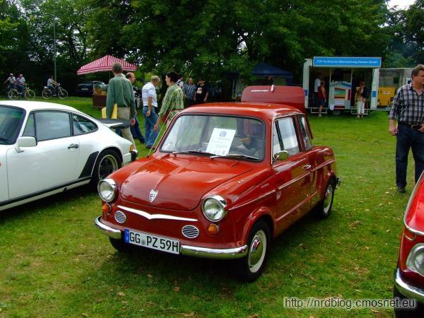 NSU Prinz 30, Niemcy, 1959-1960