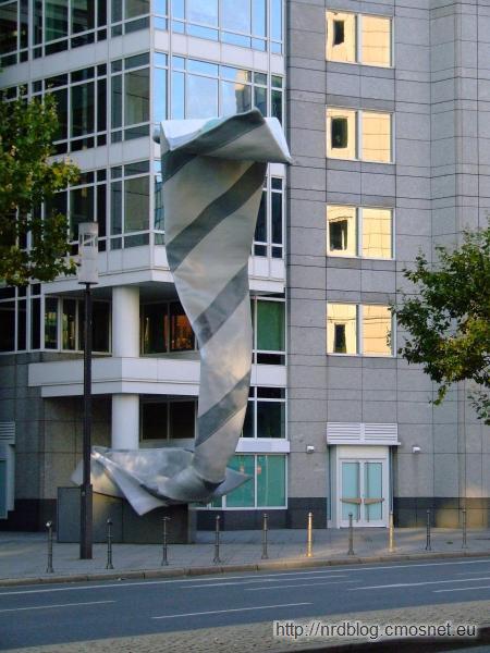Pomnik Dilberta, Frankfurt