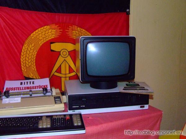 Robotron PC 1715, NRD, 1985-1990