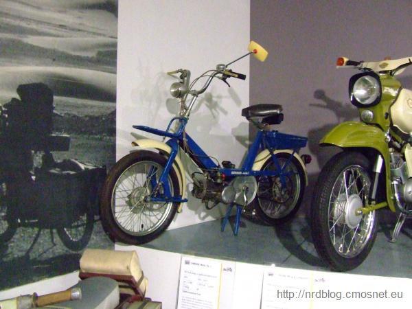 Simson Mofa SL1, NRD, 1970-1971