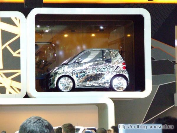IAA 2011 - Smart Discokugel
