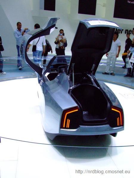 Volkswagen L1 na IAA 2009