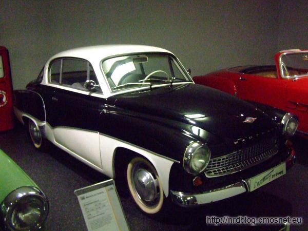 Wartburg 311/3 Coupe