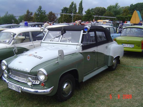 Wartburg 311/4 Kübelwagen