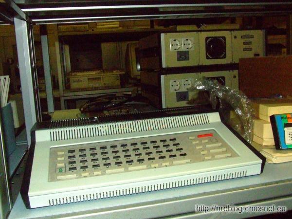 Komputer domowy Z9001, NRD, 1988