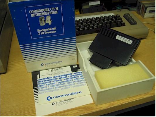 Moduł CP/M do Commodore 64