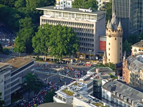 Bayer-Haus Frankfurt