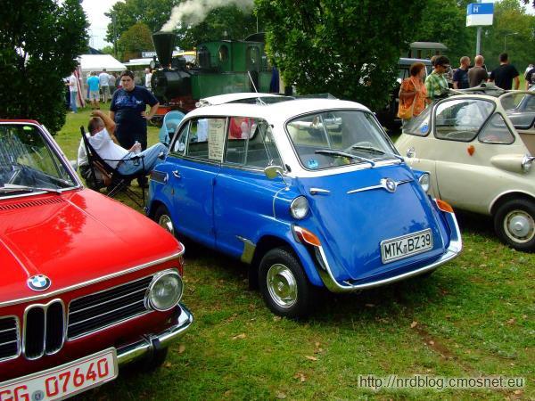 BMW 600, Niemcy, 1957-1959