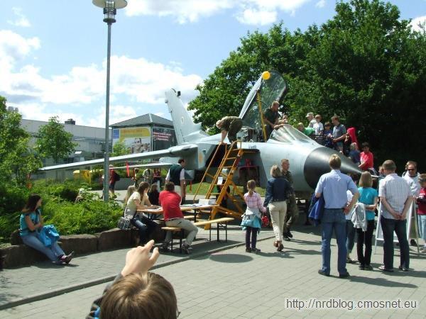 Hessentag 2011 Oberursel - Panavia 200 Tornado