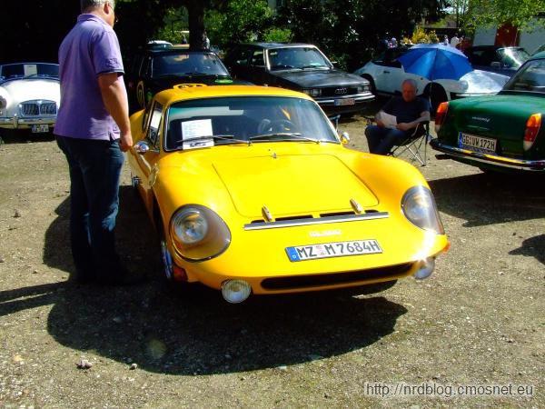 Melkus RS 1000, NRD, 1969-1980