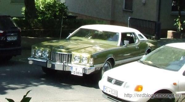 Mercury Cougar 1974-1976