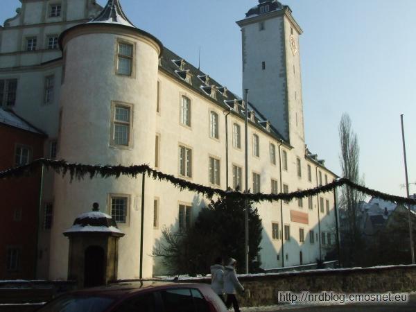 Zamek krzyżacki Mergentheim
