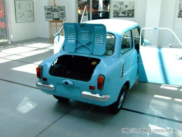 Mikrus MR 300, PRL, 1957-1960