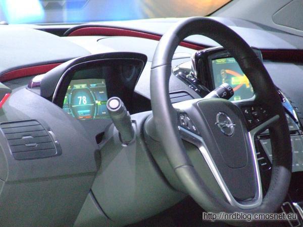 Opel Ampera na IAA 2009