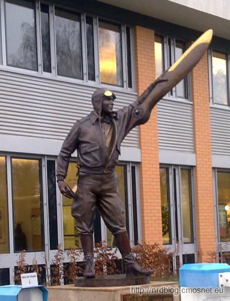 Pomnik w Neu-Isenburgu