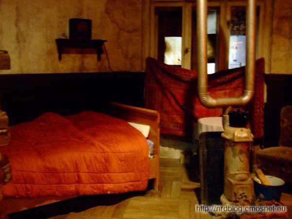 Muzeum The Story of Berlin - Mieszkanie czasów wojny
