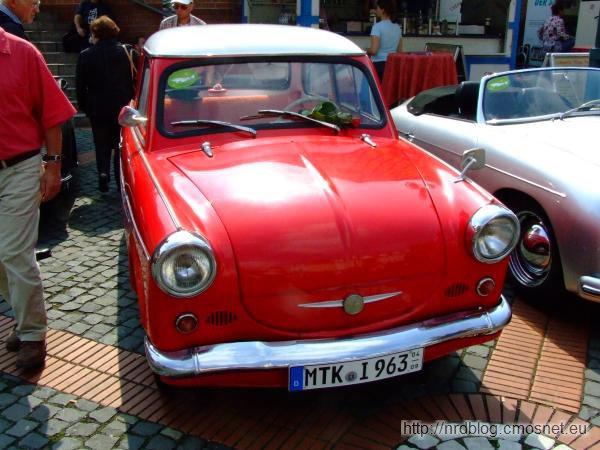 Trabant 600, NRD, 1962-1964