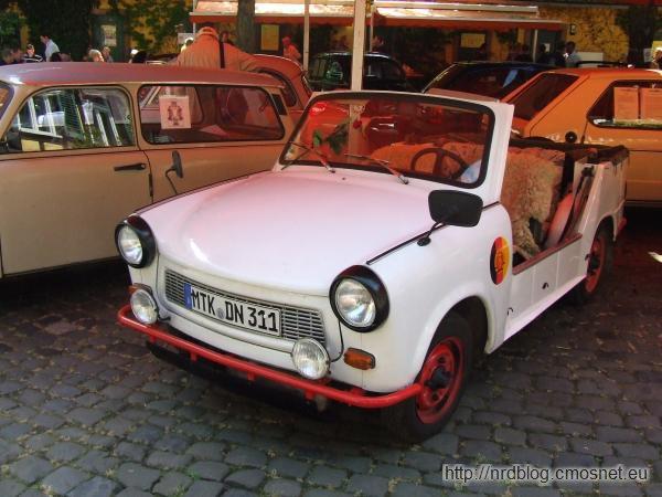 Trabant 601 Kübel (P601A), NRD