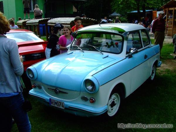 Trabant P50, NRD, 1957-1962