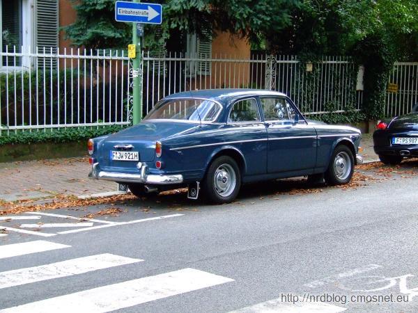 Volvo P130 (Amazon), egzemplarz z lat 1964-1966