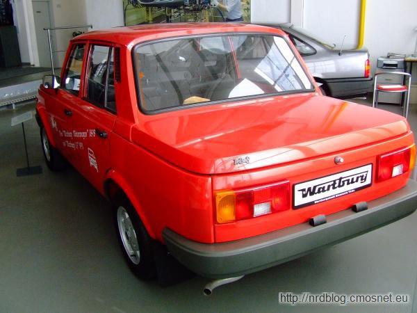 Wartburg 1.3, NRD, 1988-1991