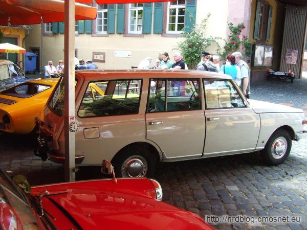 Wartburg 353 Tourist, NRD