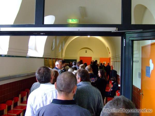Wybory 2010, Frankfurt