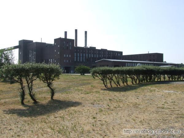 Peenemünde - budynek elektrowni