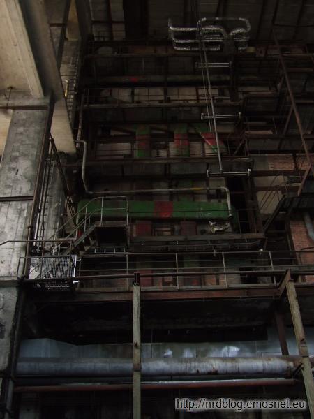 Peenemünde - piec elektrowni