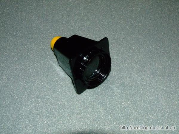 Optik-Montage-Experiment - lunetka