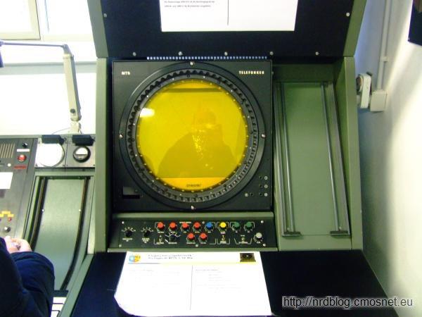 Militärhistorisches Museum Flugplatz Berlin-Gatow - Radar kontroli ruchu lotniczego
