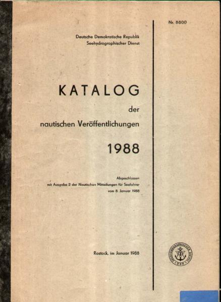 Katalog pomocy nawigacyjnych NRD