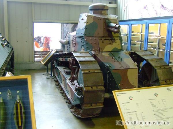 Czołg lekki Renault M 17 FT