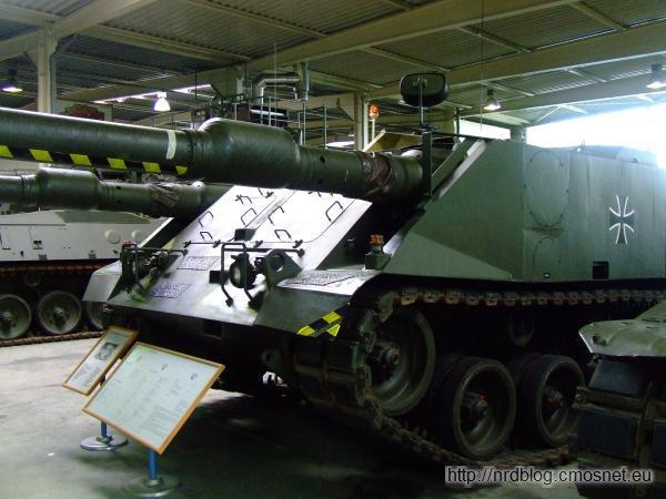 Prototypowe działo samobieżne VT 1-2