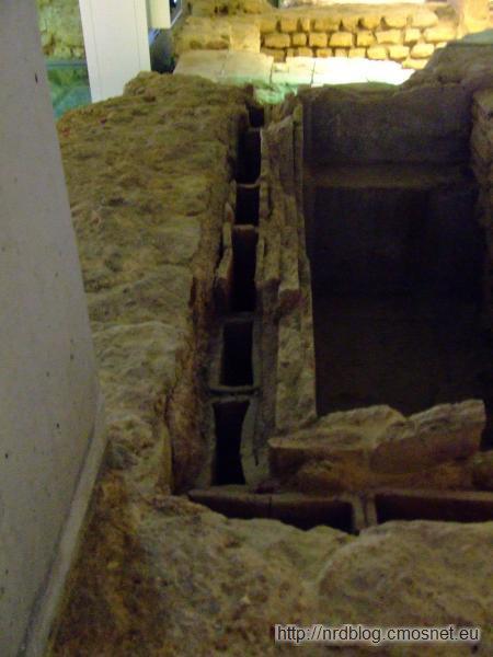 Museum der Badekultur Zülpich - ogrzewanie ścienne