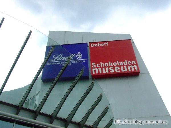 Muzeum czekolady Kolonia