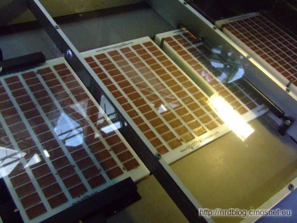 Muzeum czekolady Kolonia - produkcja czekoladek