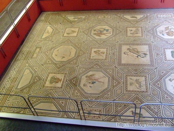Rzymska mozaika