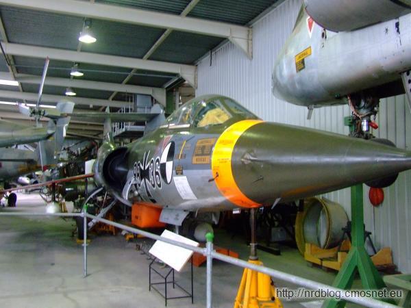 Lockheed F-104 Starfighter