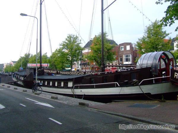 Restauracja Pannekoekschip Groningen