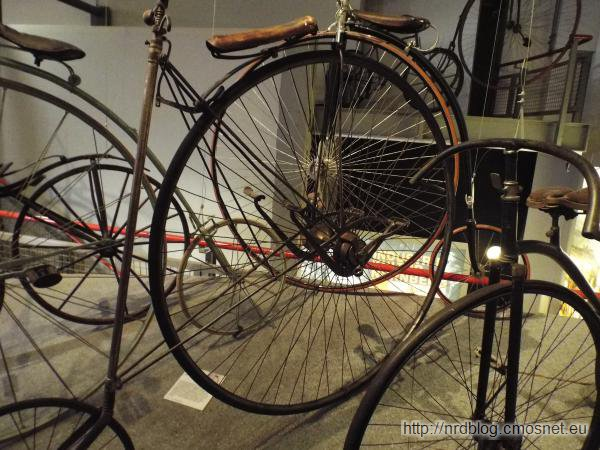 Różne dziwne rowery