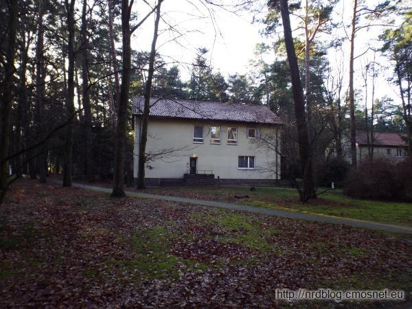 Waldsiedlung Wandlitz - dom Honeckera