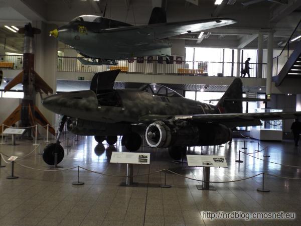 Messerschmitt Me-262 i Me-163